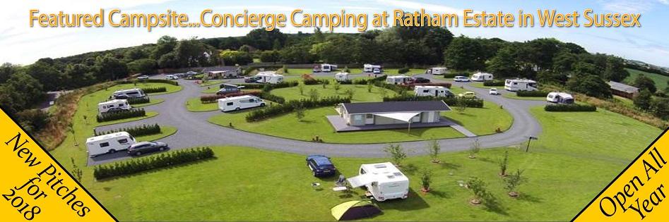 Concierge Camping