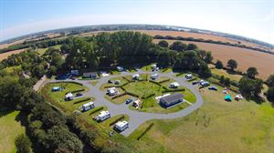 Concierge Camping is a luxury touring park within the West Sussex countryside