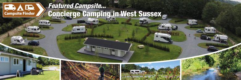 Featured Campsite - Concierge Camping