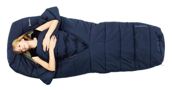 f7ac84b9dd6 New Outwell sleeping bag integrates duck down duvet comfort ...