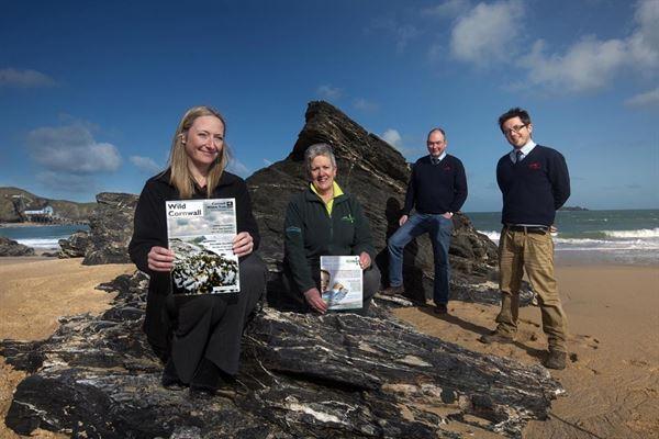Cornish park doubles its money