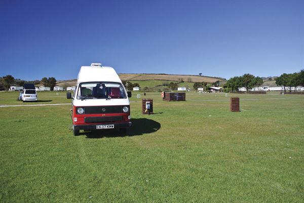 A campervan trip to Cornwall