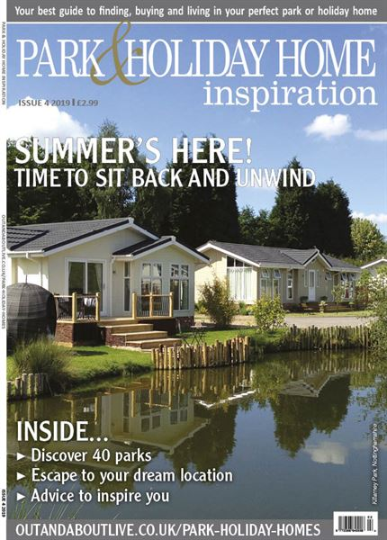 Park & Holiday Home Inspiration Issue 4