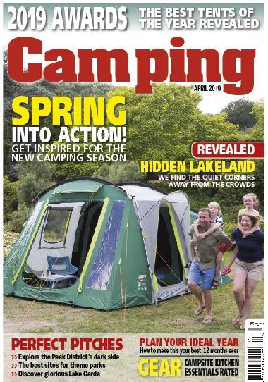 CAMPING APRIL 2019