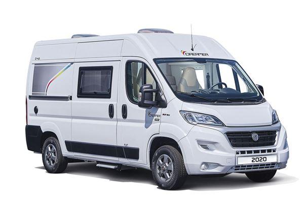 The Dreamer D42 Fun campervan