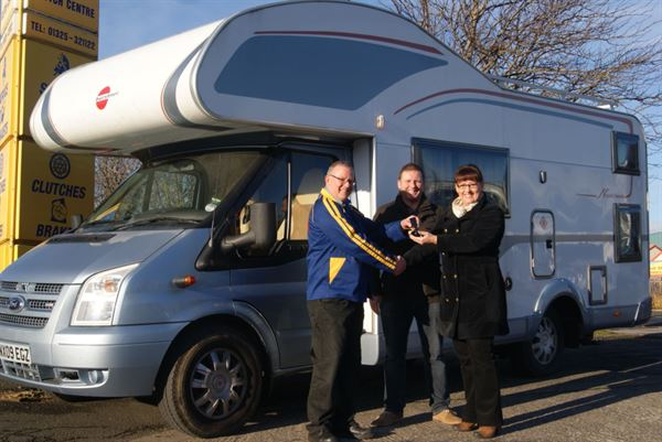 Buying a motorhome from a dealer is just one option