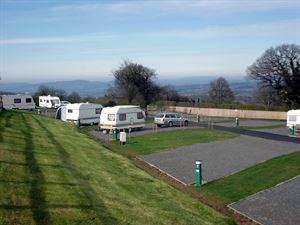 Wheathill Touring Park, Shropshire