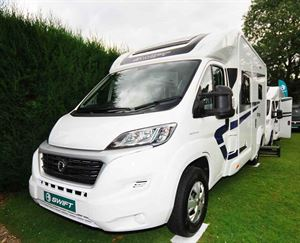 Swift Escape 604 motorhome