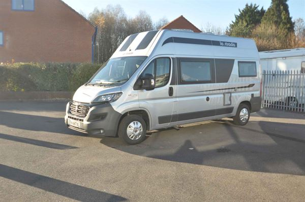 447e9d96c3b8c2 Motorhome review  La Strada Avanti XL campervan - Reviews ...