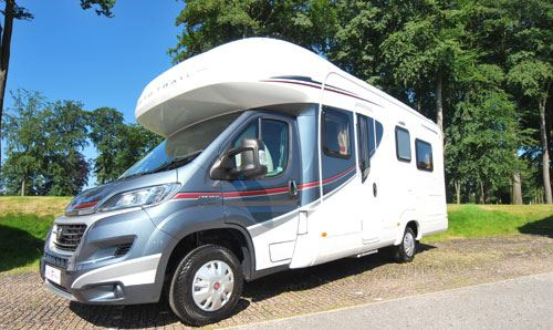 Auto Trail Which Is Part Of The Massive Trigano Group A Major British Manufacturer That Only Makes Motorhomes It Manufacturers Both Coachbuilt And Van