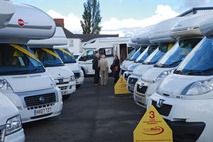 Tips for selling your motorhome