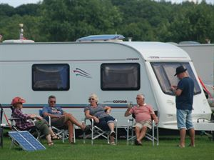 Malvern Caravan Show