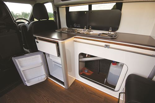 Campervan review: The Wee Camper Co Renault Trafic campervan