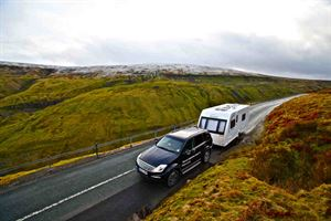 Yorkshire Dales and caravanning