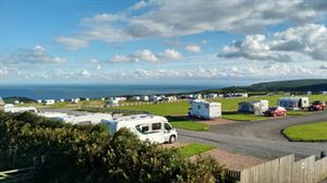 Damage Barton Caravan & Motorhome Club Sites
