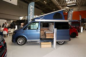 Danbury Choice campervan