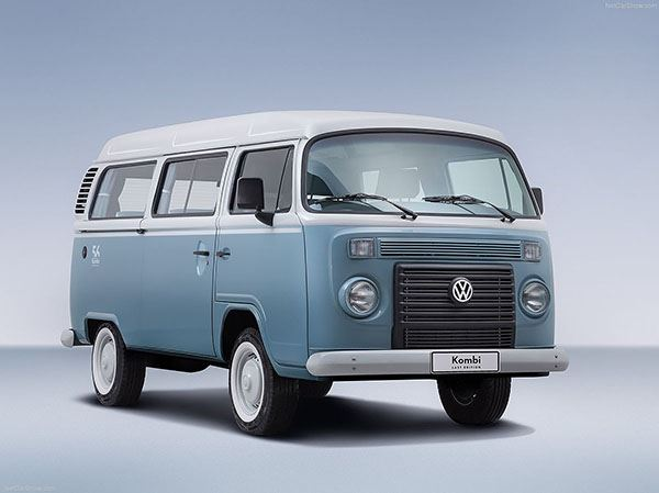 The VW T2 Is Archetypal Campervan