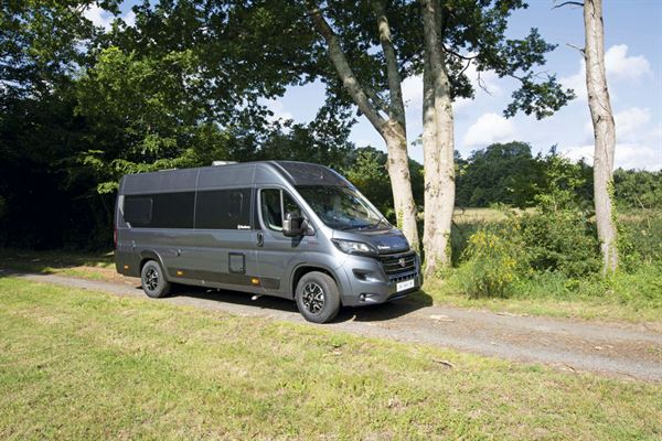 The Danbury Avenir 63 LG campervan