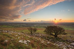 A view of Dartmoor