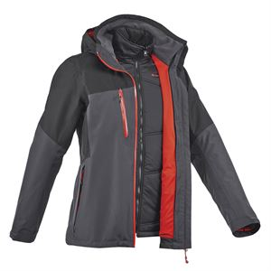 The Decathlon Quechua Rainwarm jacket