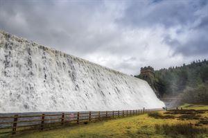Derwent Dam (Image: Pixabay)