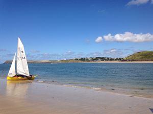 Enjoy the spectacular coastal location