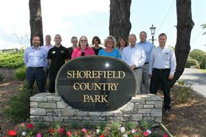 The directors of Shorefield Holidays