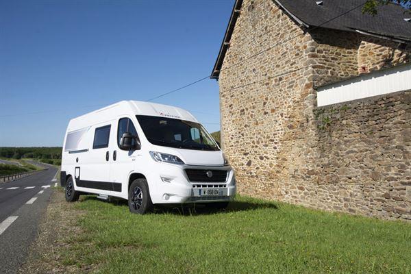 The Dreamer D53 Fun campervan
