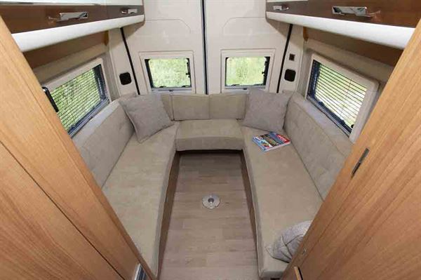 Dreamer is launching a new rear lounge model for the UK