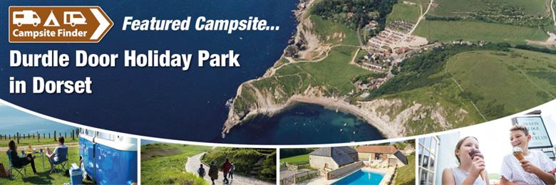 Featured Campsite - Durdle Door Holiday Park
