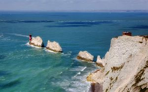 The Needles - Photo by Alamy E3TPAM