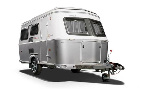 Eriba Touring 60th Edition 542