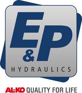 E&P logo with Al-Ko branding