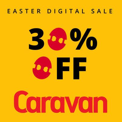 Save 30% on a digital Caravan subscription in our Easter Sale