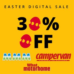 Save 30% on a digital magazine subscription in our Easter Sale