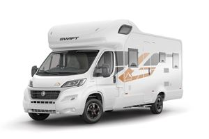 Swift Edge 486 motorhome
