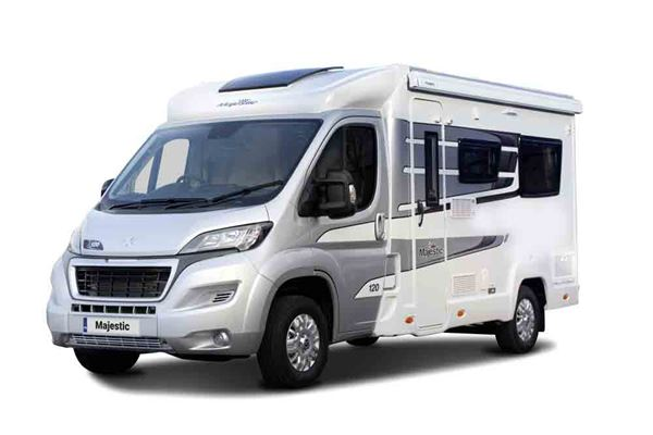 The Elddis Majestic 120
