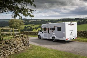 Elddis' new Encore 250 motorhome