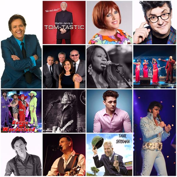 Warners Shows 2018 Entertainers