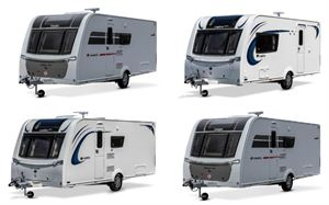 Erwin Hymer Group 2020 caravans