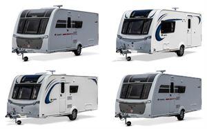 Erwin Hymer Group 2020 caravans