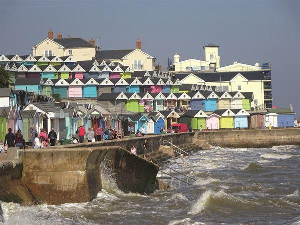Motorhome travel: Beside the sea in Essex