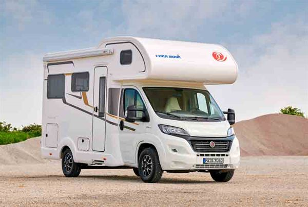 The Eura Mobile is a great compact motorhome
