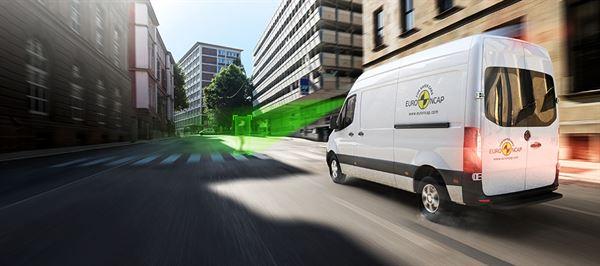 European vehicle safety organisation calls for better van safety