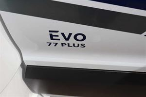 The Evo 77 Plus is part of a new range © Warners Group Publications, 2019