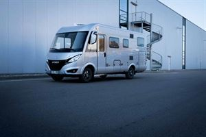 The A-class version of the new Hymer B-MC 550
