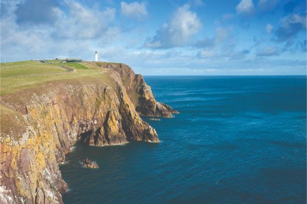 Mull of Galloway lighthouse, Dumfries and Galloway