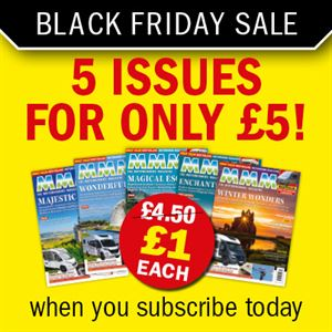 5 issues of MMM for £5