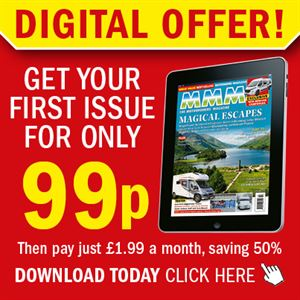 Get your first digital issue of MMM for just 99p!