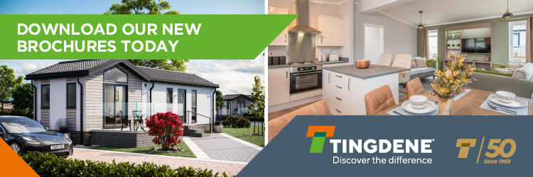 Explore Tingdene's stunning collection of park homes & holiday lodges